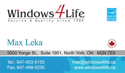 Business cards in north york image collections card design and gallery business card designs lawn yard bag signs in toronto windows for life business cards reheart reheart Images