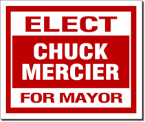 Election Lawn Sign