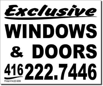Exclusive Windows and Doors